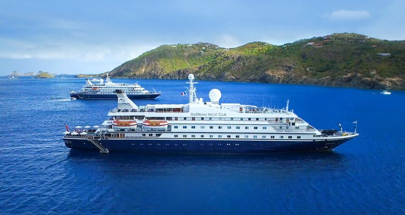 Cruiseship Employment on Large & Small Luxury Cruise Ships