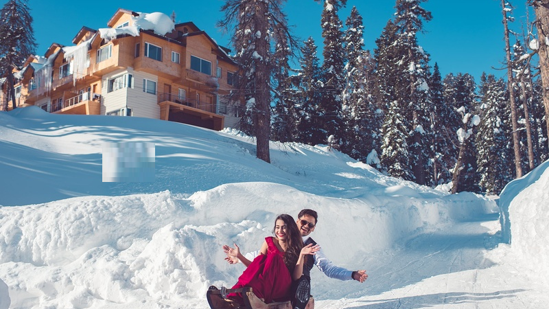 The Top Five Honeymoon Destinations All Over The World For Newlyweds