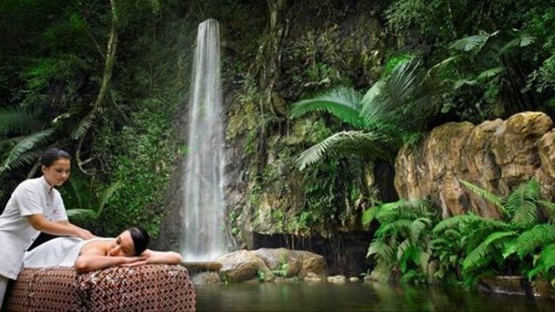 Pamper Yourself Having a Luxury Destination Health spa Getaway Vacation