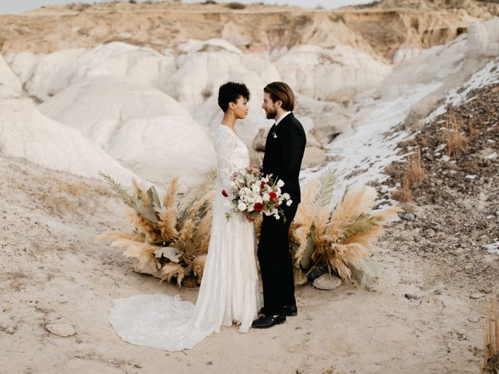 How to Plan for an Outdoor Desert Wedding