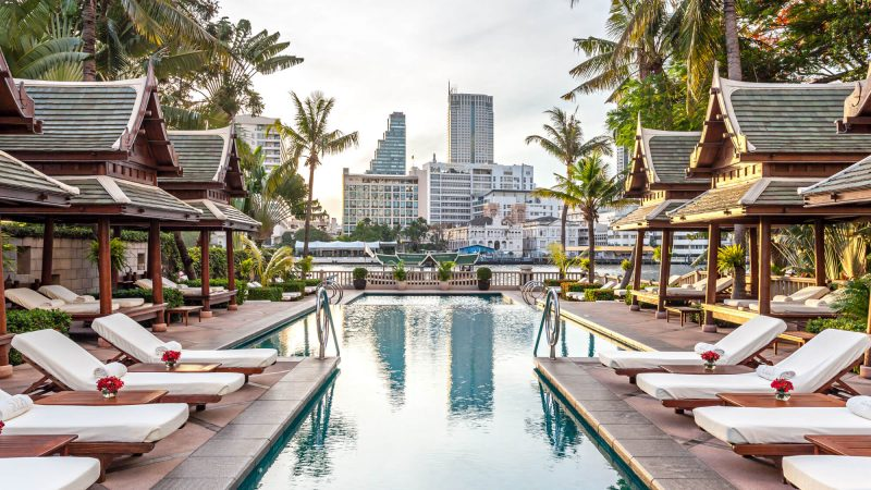 Live the Suite Life with a Bangkok Suite