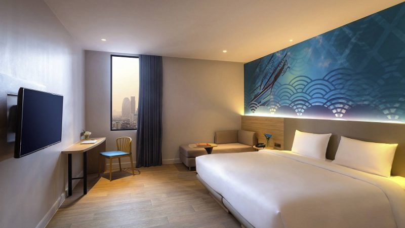 Choosing A Hotel In Bangkok For Your Business Trip