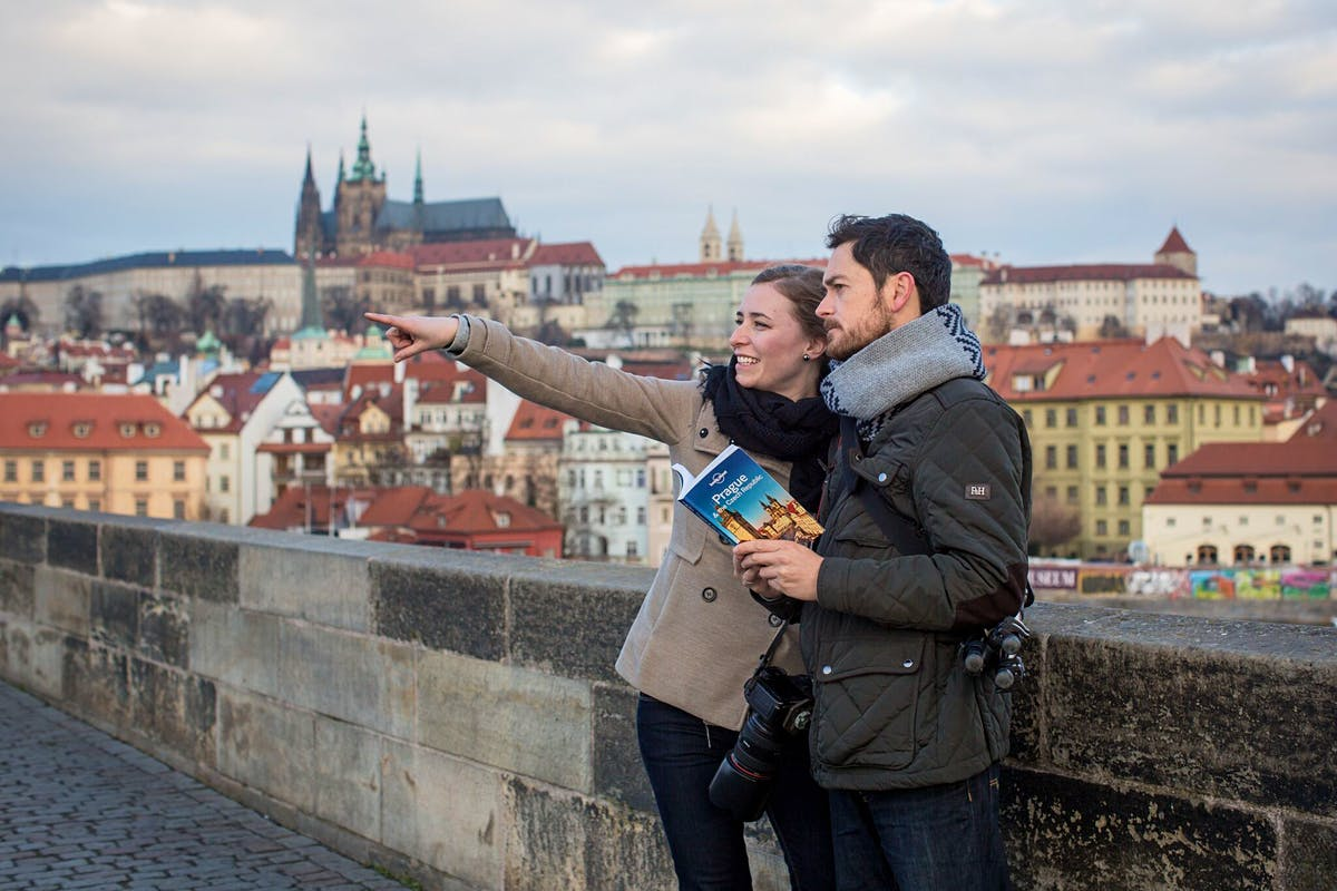Points of interest of a Destination Guide